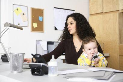 Организуйте документы малыша