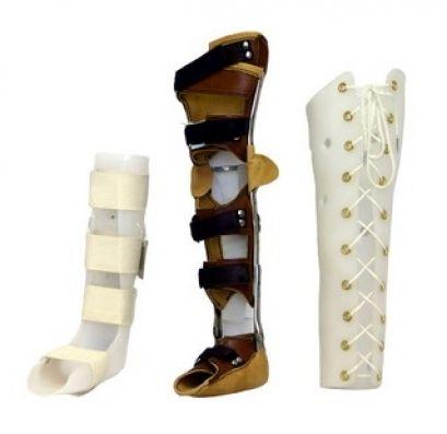Ортезы на ногу для детей, типа ортезов