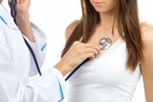 Večjih kliničnih sindromov bolezni dihal