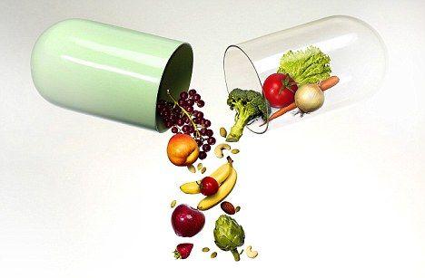 Витамины при колите