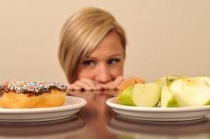 Остаток на глад и желба да се јаде за време на диета