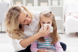 Острые респираторные инфекции у детей, профилактика, лечение, симптомы, причины