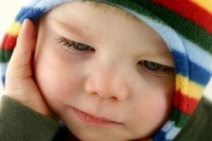 Острый средний катаральный отит у детей, лечение
