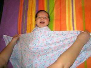 Ленени новороденче