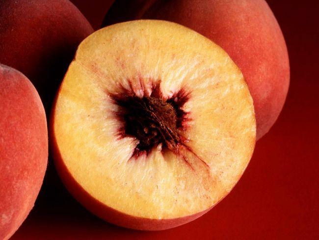 Персики при панкреатите