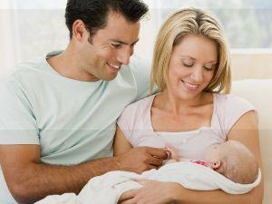 Первые объективные обследования новорожденного