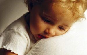 Первые признаки болезни ребенка