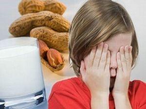Пищевая аллергия у детей старше 7 лет