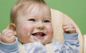 Пищеварительная система у ребенка