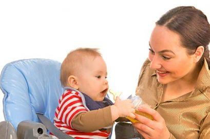 Пищевые добавки и переход от кормления грудью к питанию из бутылочки