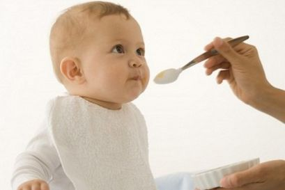 Питание детей во время болезни