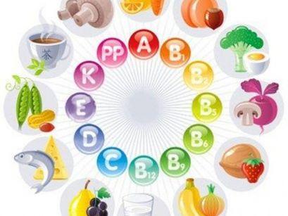 Питательные вещества для ребенка