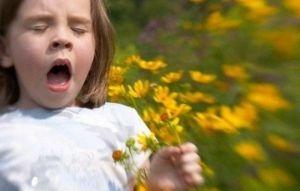 Поллиноз у детей: лечение, симптомы