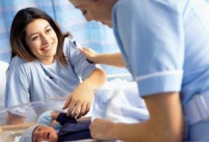 Послеродовая реабилитация женщины