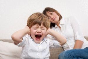 Поведенческие нарушения и проблемы у детей