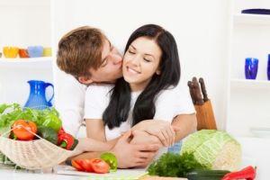 Правильное питание для женщин перед зачатием ребенка