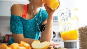 Правильное питание в критические дни у женщин
