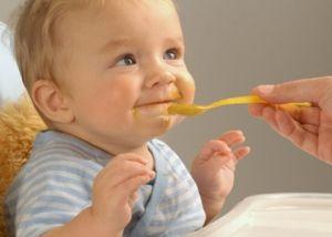 Příprava, sterilizace a skladování přípravku pro kojence