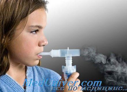 Принципы лекарственной терапии детской бронхиальной астмы