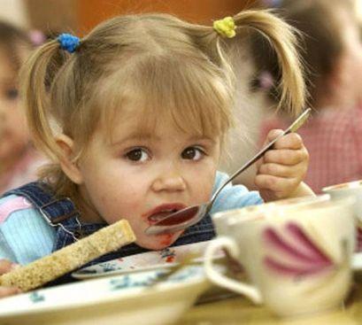 Проблемы питания в детском саду