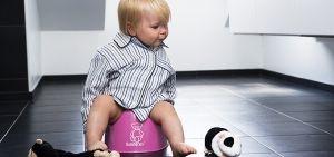 Рано садење на дете на нокшир