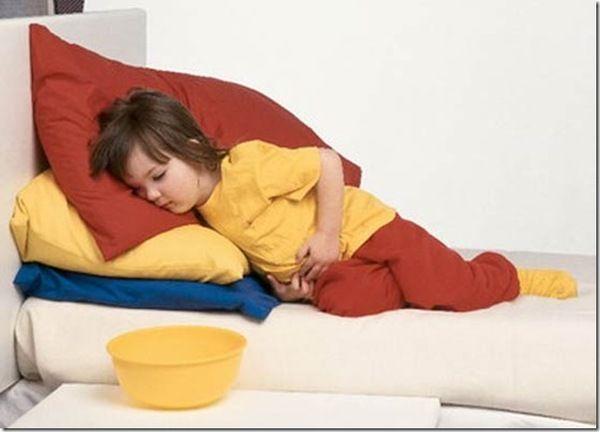 Реактивни панкреатит кај деца
