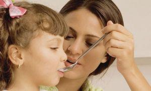 Ребенок в период болезни