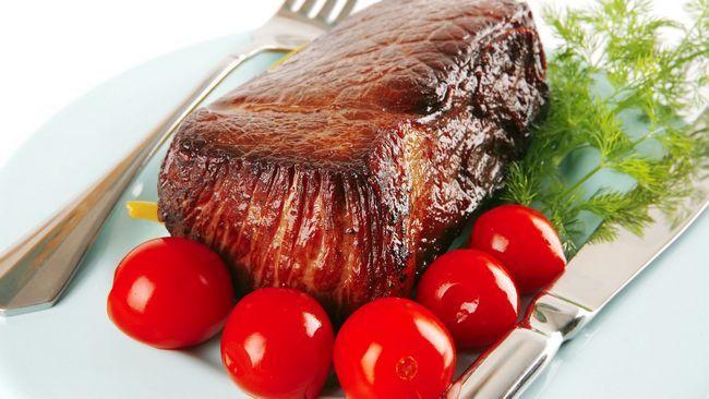 Говедско месо со панкреатитис