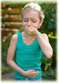 Рвота, понос, температура у ребенка