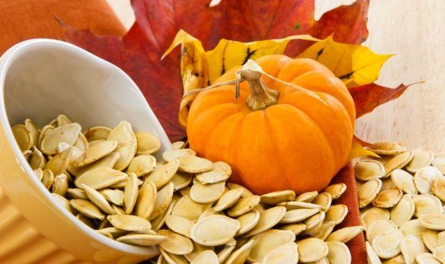Dýňová semínka na gastritidu
