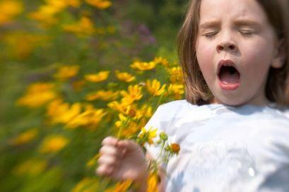 Сенная лихорадка у детей, причины, симптомы, лечение