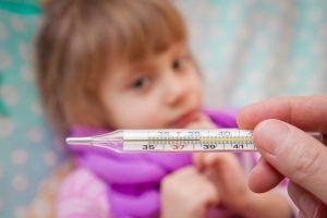 Сестринская помощь детям с острыми респираторными заболеваниями (орз)