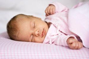 Синдром внезапной детской смерти (СВДС) во сне