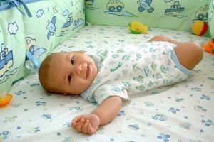 Сон ребенка от 3 месяцев до года