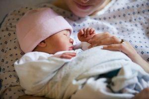 Совместное пребывание мамы и ребенка после родов