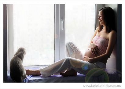 Создать хорошие жилищные и бытовые условия в период беременности