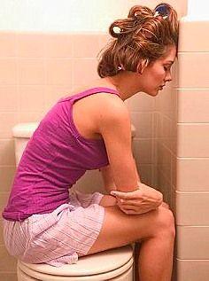 Спастический запор при беременности