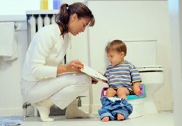 Спастический запор у ребенка