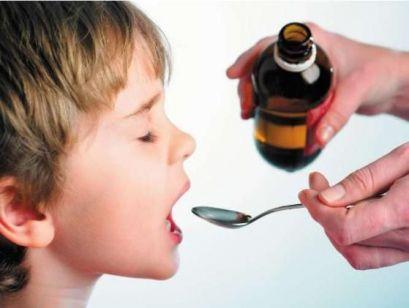 Средства против кашля для детей