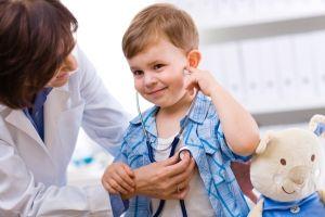 Стойкий артериальный ствол у детей
