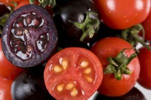 Структурата на домати