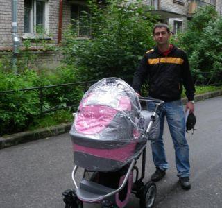Kolica četiri kotača Androx 2u1 - Najbolji izbor za mene. Kolica ANDROX Milano