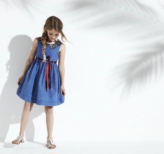Dječja moda za djevojke, 2012. Područja Dječja moda 2013 sezone. Dječja moda vodeće robne marke u svijetu