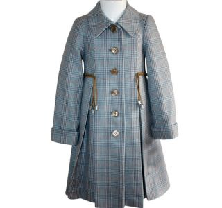 Dječja moda kaput 2012-2013. Dječja odjeća: kako podići okus? Moderan kaput za djevojčice