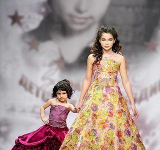 Dječja večer moda: haljine. Dječji maturalne haljine za djevojčice. Maturalne haljine u vrt za odmor princeza!
