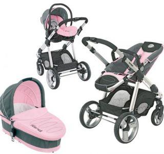 Детские коляски Ovo Brevi 2 в 1. Коляска Brevi Ovo 3-в-1 трансфотмер. Выбор детской коляски - советы