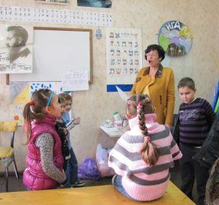 Детский развивающий центр в одессе. Детский развивающий центр
