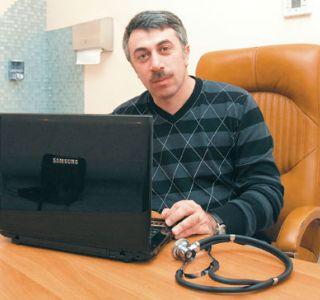 Доктор Комаровский - педиатр кумир мам. Разговор с доктором о самом важном . Рекомендации доктора Комаровского