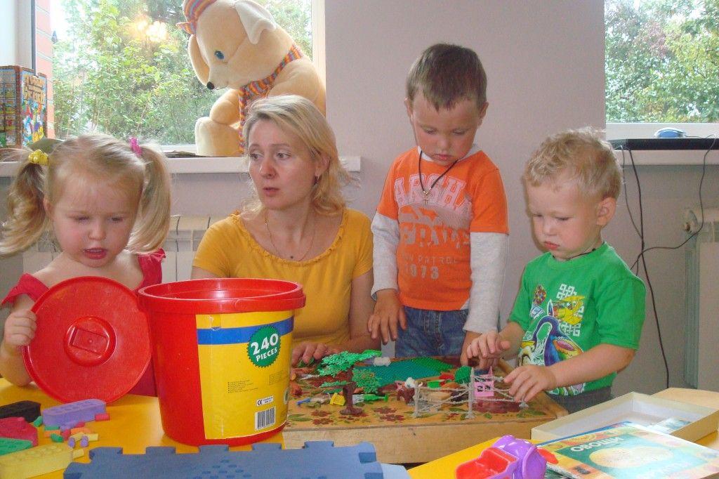 Методика адаптации к детскому саду