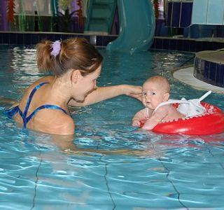 Методика обучения плаванию для грудничков в ванне. Методика обучения грудничков плавать